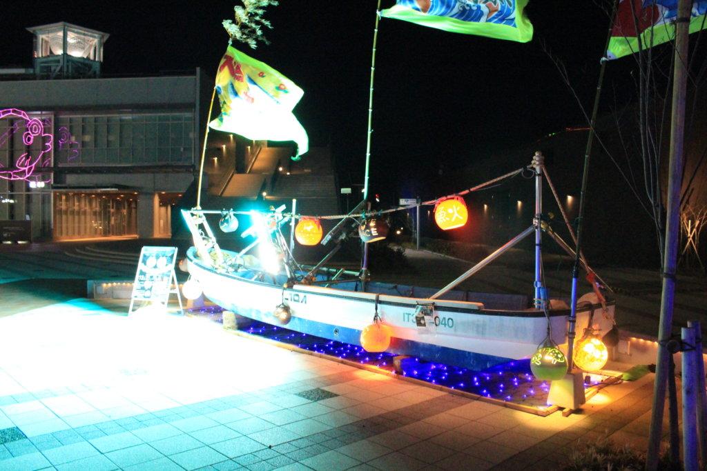 漁火イルミネーション2