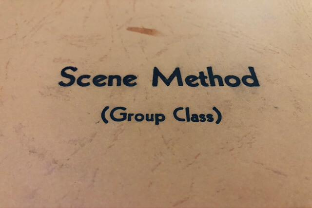 Scene Method