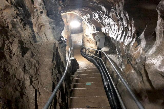幽玄洞洞内