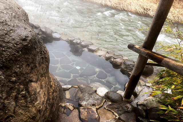良い温泉がたくさんある!