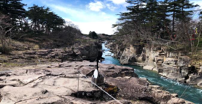 豊かな自然が悠久の時をかけて作り出した景観美! 一関市「厳美渓」とは?
