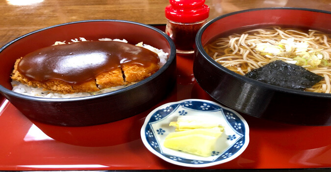 【Ichinoseki】What is Ankake Katsudon?It is a delicious specialty of Senmaya!