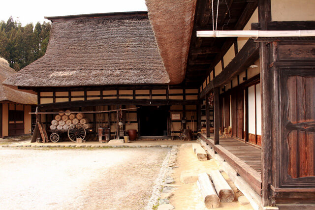 What is Tono Furusato village?