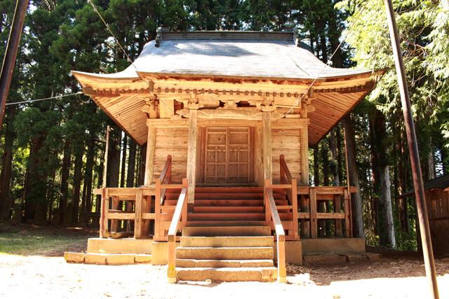 駒形根神社