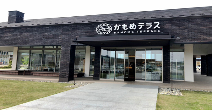 What is Kamome Terrace? Not only selling products, but also a place to connect people!
