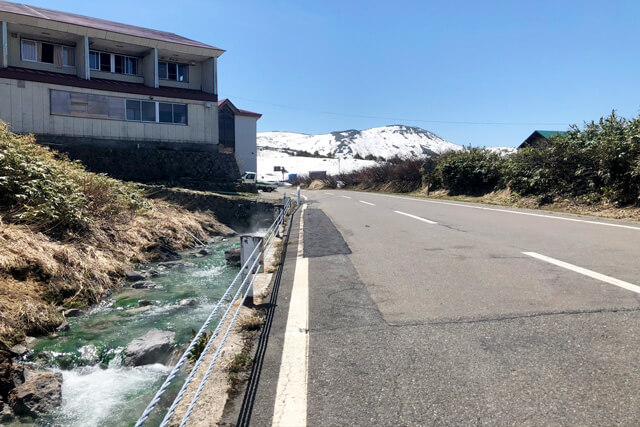須川はどこにある