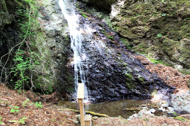 What is Fudo waterfall?