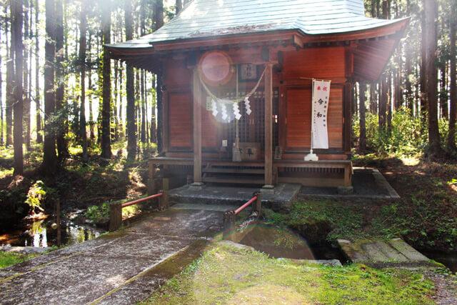 Mizuwake shrine