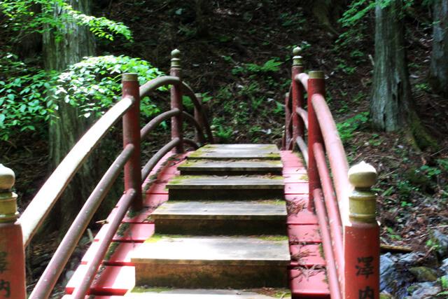 Where is Fudo waterfall?