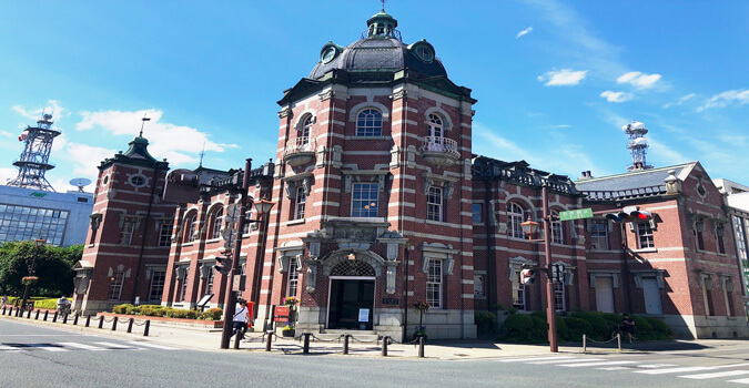 【Morioka】What is Bank of Iwate Red Brick Building? Enjoy the classical atmosphere there!