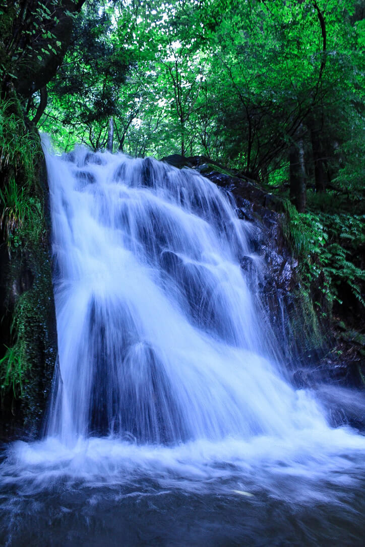 What is Fujitsubo Falls?