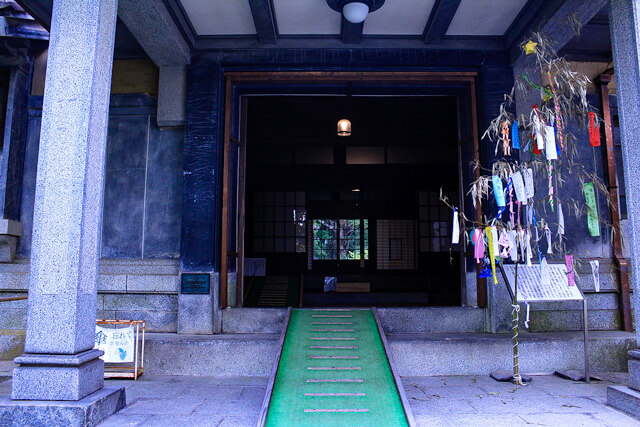 Let's visit a facility where you can feel the the atmosphere of the Taisho era