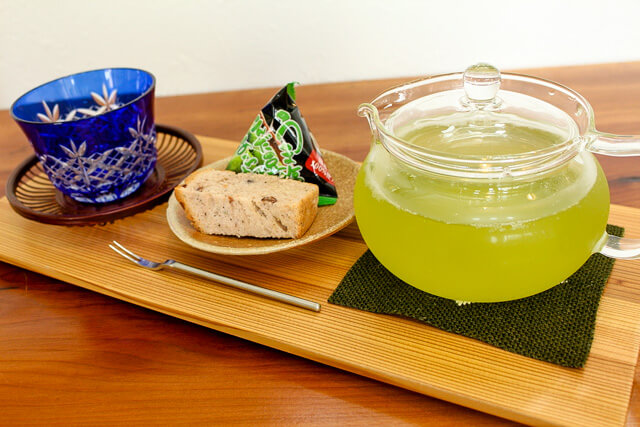 冷茶セット