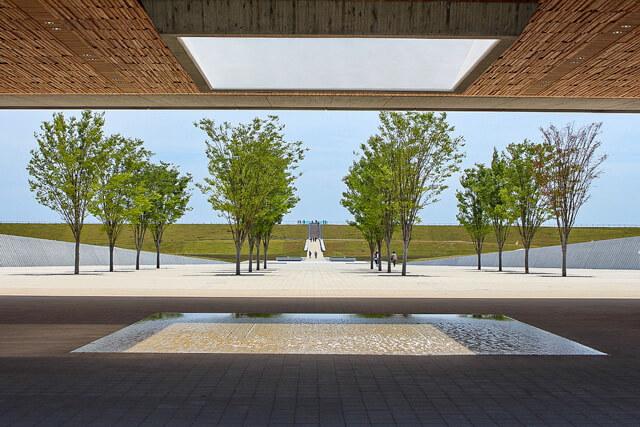 【Rikuzentakata】What is Takatamatsubara Tsunami Reconstruction Memorial Park?