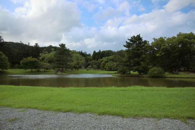 Where is Kanjizaiō-in Ato?