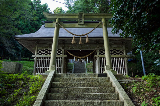 What is Mokusa Shrine? The birthplace of Japanese sword was in Ichinoseki ⁉︎