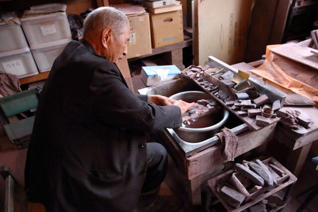 東山銘品「紫雲石硯」はどのように継承されてきた?
