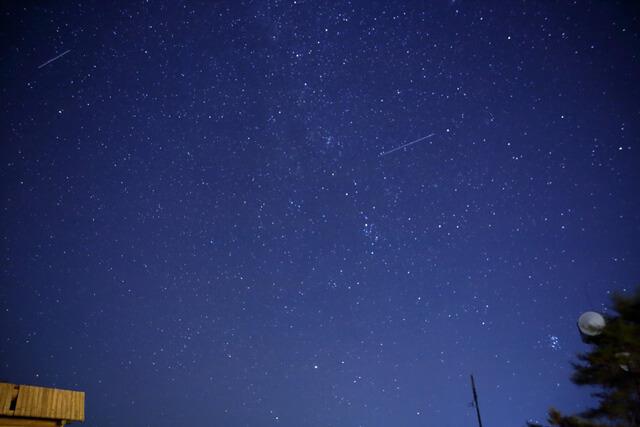 星空の絶景スポット⁉︎360°広がる満点の星空を見上げてみよう!