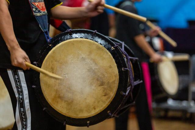 見学も可能⁉︎ 一緒に太鼓を楽しもう!